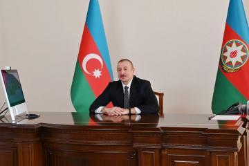 Ильхам Алиев: С первого дня войны Пакистан демонстрировал солидарность и поддержку Азербайджану