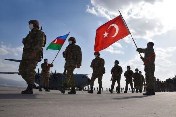 Военнослужащие азербайджанской армии пройдут учения в Турции