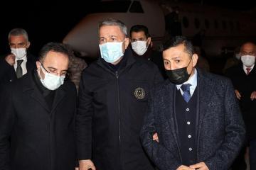 Türkiyədə baş vermiş helikopter qəzasının ilkin səbəbləri açıqlanıb