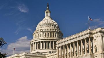 Сенат Конгресса США принял пакет мер по стимулированию экономики объемом $1,9 трлн
