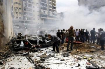 Suriyada terror hadisəsi nəticəsində 18 nəfər ölüb, 3 nəfər yaralanıb