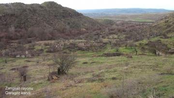 Село Гарагез Зангиланского района - [color=red]ВИДЕО[/color]