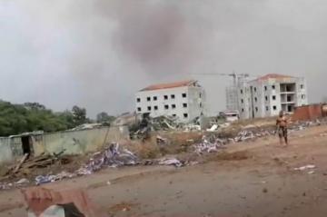 В Экваториальной Гвинее жертвами взрывов стали не менее 20 человек, сотни ранены