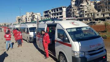 В Сирии 18 человек погибли при взрыве мин