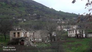 Füzulinin Gorazıllı kəndinin [color=red]GÖRÜNTÜLƏRİ[/color]