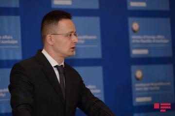 Глава МИД: Правительство поддерживает деятельность венгерских компаний в Карабахе