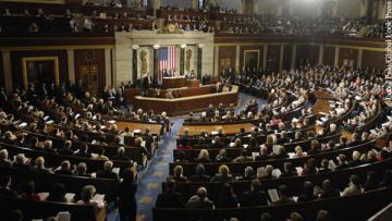 Конгресс США принял пакет стимулирующих экономику мер объемом $1,9 трлн