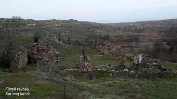 Füzulinin Saracıq kəndi - [color=red]VİDEO[/color]