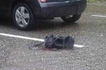 В Баку автомобиль сбил двух женщин