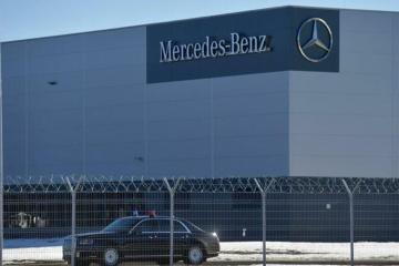 """""""Mercedes-Benz"""" alovlanma təhlükəsi səbəbindən 264 mindən çox avtomobilini geri çağırır"""