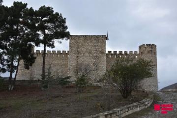 Руководители медиа-структур посетили крепость Шахбулаг в Агдаме