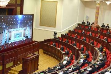 "Парламент Туркменистана ратифицировал Меморандум с Азербайджаном по месторождению ""Достлуг"""