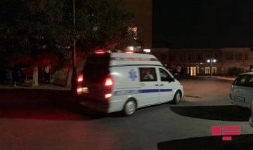 В Баку в магазине обнаружен 28-летний мужчина с перерезанным горлом