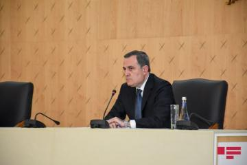 Джейхун Байрамов встретился с главой ОБСЕ