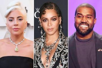 """Ledi Qaqa, Beyonse və Kanye Uest """"Grammy"""" mükafatına layiq görülüblər"""