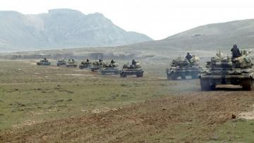 Azerbaijani MoD: Troops involved in the large-scale exercises occupy concentration areas - [color=red]VIDEO[/color]