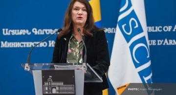 Глава ОБСЕ: Реализация трехстороннего заявления по Карабаху может стать основой для решения конфликта