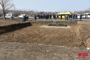 İşğaldan azad olunmuş ərazilərə media-tur təşkil olunub