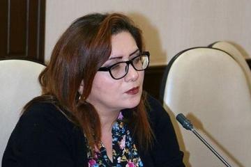Həbsdə olan qadın jurnalist azadlığa buraxılıb