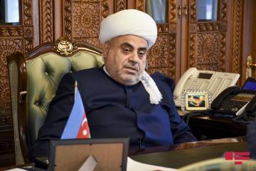 Председатель УМК поздравил азербайджанский народ с праздником Новруз