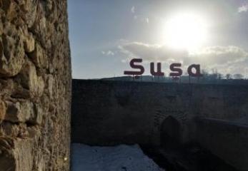 Завершен первый этап реставрации крепостных стен Шуши