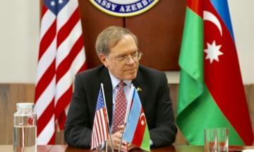 Посол США поздравил азербайджанский народ с праздником Новруз - [color=red]ВИДЕО[/color]