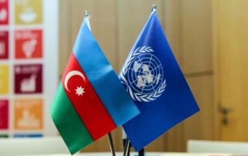 В ООН по инициативе Азербайджана принята резолюция по COVID-19