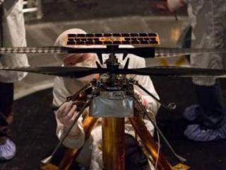 NASA mütəxəssisləri Marsda helikopter uçuşunu sınamaq niyyətindədirlər