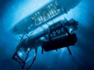 ABŞ mütəxəssisləri dənizdə batmış vertolyotu 5.8 km dərinlikdən çıxararaq rekordu yeniləyiblər