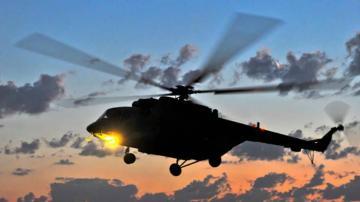 """Uruqvayda """"Pfizer"""" peyvəndini daşıyan helikopter qəza enişi edib"""