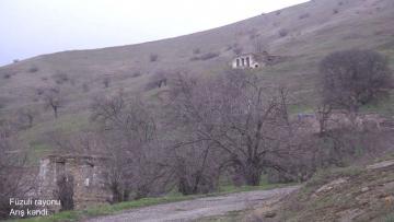 Füzulinin Arış kəndinin [color=red]GÖRÜNTÜLƏRİ[/color]