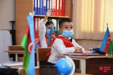 Четыре бакинские школы открылись после карантина