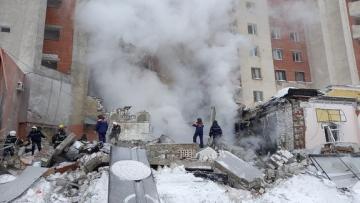 При взрыве газа в жилом доме в России обрушились шесть квартир, 1 человек погиб, 5 ранены - [color=red]ОБНОВЛЕНО[/color]