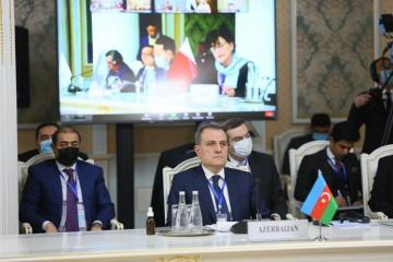 Azerbaijani FM: It is of utmost importance to continue our joint efforts in fighting the security threats emerging from separatism