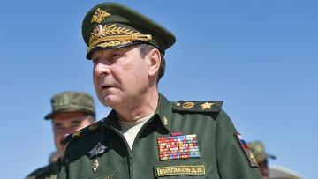 Rusiya müdafiə nazirinin müavini Qarabağa səfər edib