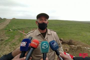 """ANAMA employee: """"Armenians planted a large number of trap mines"""""""