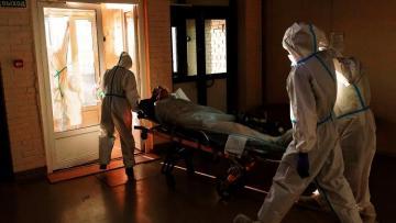 В Индии 18 человек с коронавирусом погибли при пожаре в больнице