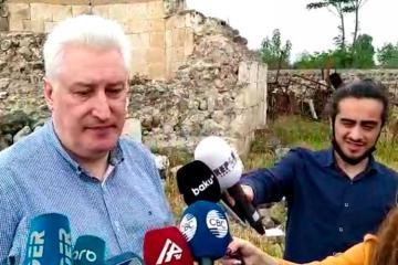 Коротченко: Восстановленный Карабах будет самым лучшим памятником в память о погибших азербайджанцах