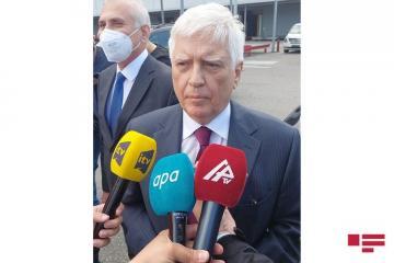 Михаил Бочарников: Доставка вакцины в Баку – это дружественный жест России по отношению к Азербайджану