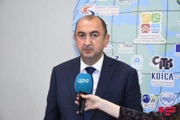 """Nazir müavini: """"Azərbaycanda """"Qırmızı kitaba"""" düşəcək növlərin sayı artır"""""""