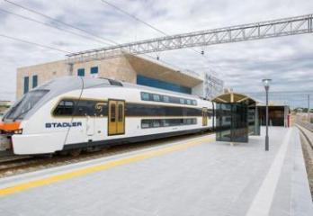 Поезда Баку-Сумгайыт не будут работать в праздничные дни