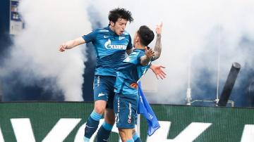 «Зенит» разгромил «Локомотив» и стал чемпионом России по футболу
