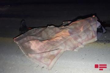 В Абшероне насмерть сбит мужчина - [color=red]ФОТО[/color]