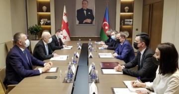 Главы МИД Азербайджана и Грузии обсудили вопрос границы