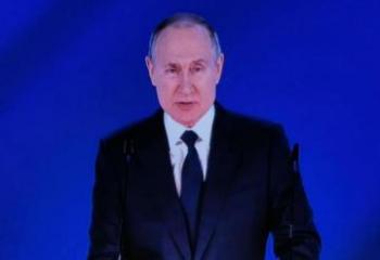 Путин: Российские препараты от коронавируса надежны как автомат Калашникова