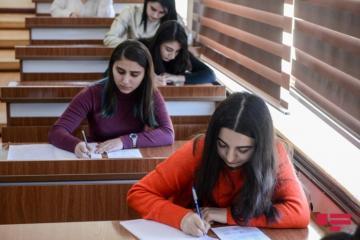 Члены семей шехидов не будут платить за участие во вступительных экзаменах в вузы