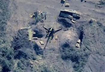 Очередные вражеские цели, уничтоженные армией Азербайджана-[color=red]ВИДЕО[/color]
