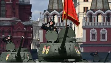 Moskvada Qələbə Paradında 12 mindən çox hərbçi iştirak edəcək, 190-dan çox hərbi texnika nümayiş olunacaq