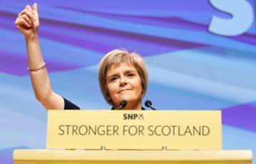 Лидер националистов Шотландии заявила о праве региона на новый референдум о независимости