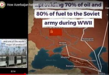 В Лос-Анджелесе снят фильм о роли Азербайджана в победе над фашизмом